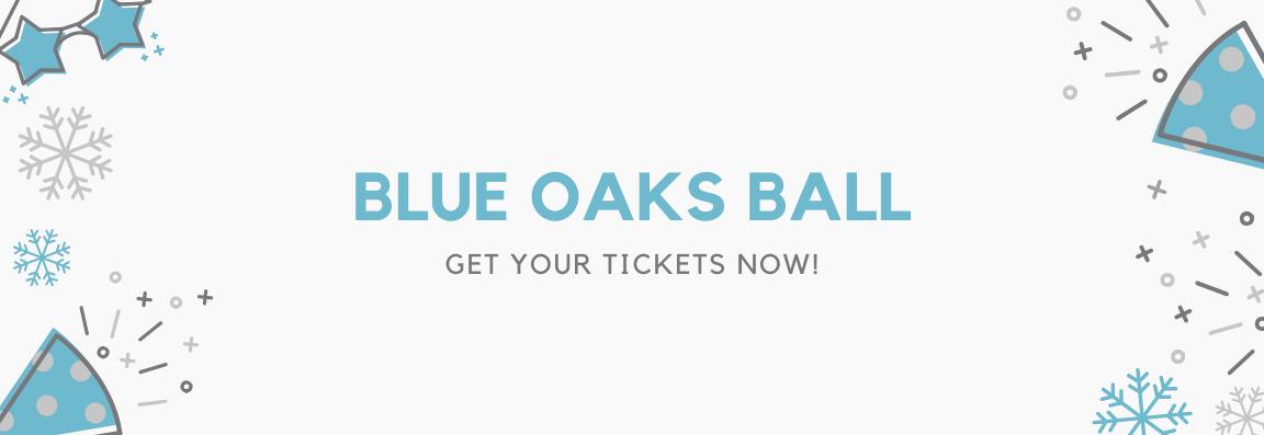 Blue Oaks Ball